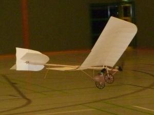 Indoorflugshow