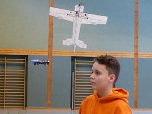 Indoorflug 2013