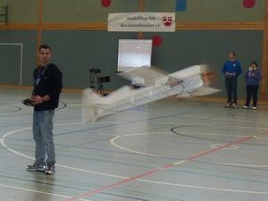 Indoorflugshow 2013