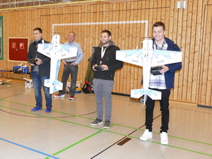 Indoorflug 2019